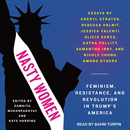 Nasty Women audiobook cover art