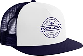 Koloa Surf - Thruster Surfboard Logo Mesh Back Trucker Hats in 15 Colors.