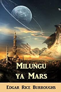 Milungu YA Mars: The Gods of Mars, Chichewa Edition