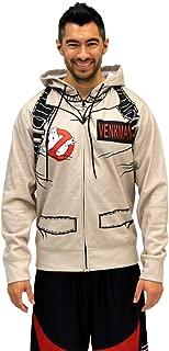 Venkman Ghoul Hunter Fleece Zip Hoodie and Backpack