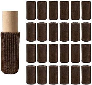 Chair Leg Socks, 24 Pcs Furniture Socks Chair Leg Floor...