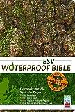 Waterproof Bible - ESV - Camouflage