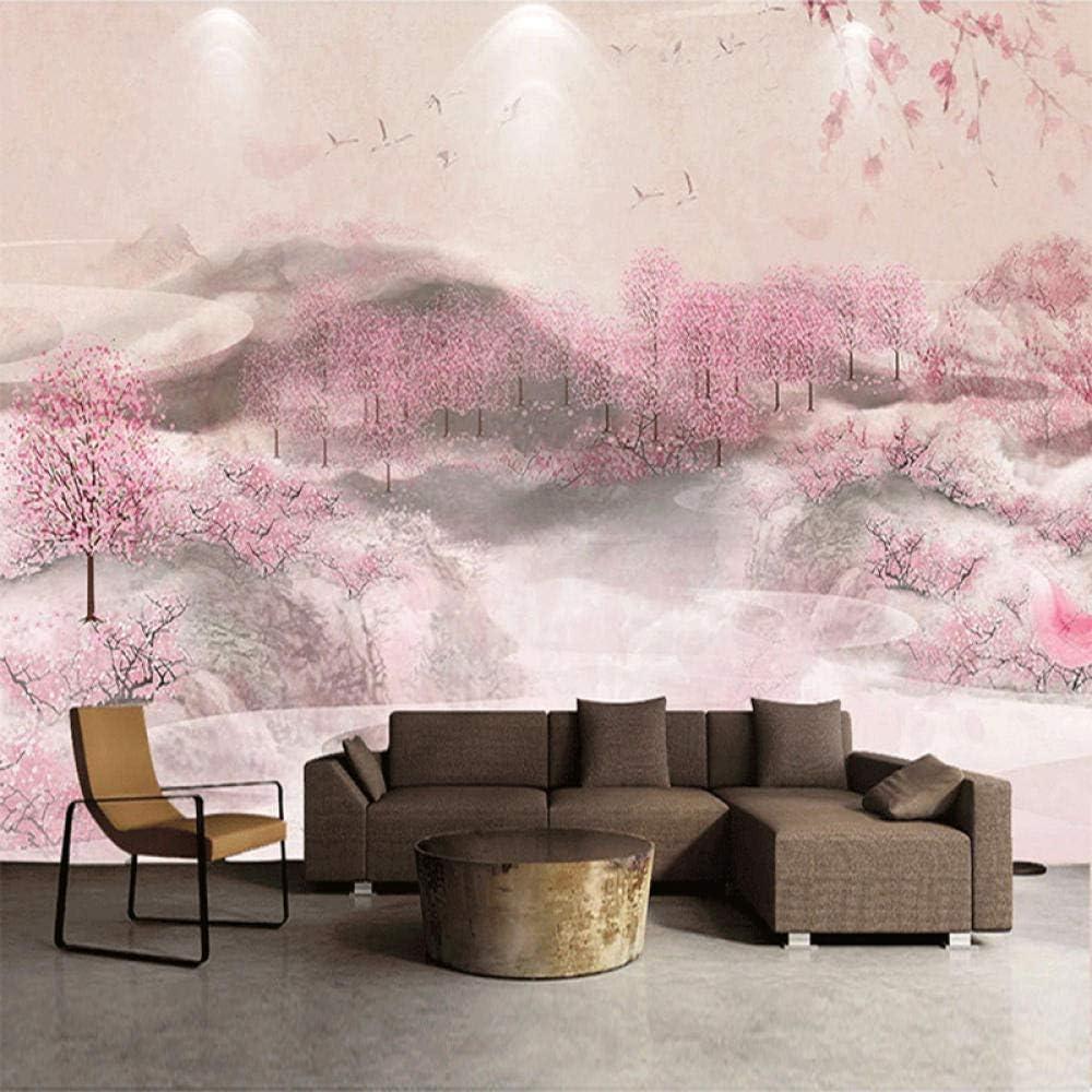 zrisic 3D Mural Long Louisville-Jefferson County Mall Beach Mall Wallpaper Living Room Bedroom Hand- TV