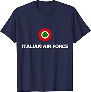 Italian Air Force, Aeronautica Militare roundel t-shirt