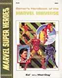Gamer's Handbook of the Marvel Universe: Eel thru Mad-Dog (Marvel Super Heroes Accessory MU2)