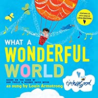 What a Wonderful World Book and CD