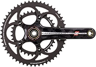 Campagnolo Comp Ultra Over-Torque Road Bicycle Crank Set (Carbon - 36/52 x 175mm)
