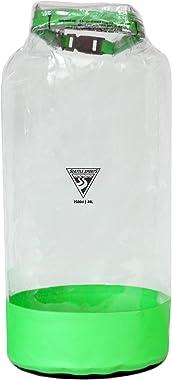 Seattle Sports Glacier Clear Heavy Duty Waterproof Dry Bag - USA Made