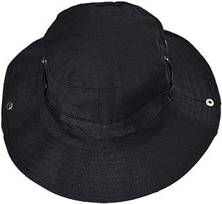 Unisex Bucket Hats Boonie Hunting Fishing Caps Outdoor Wide Cap Brim Military Adult Men and Women Hat