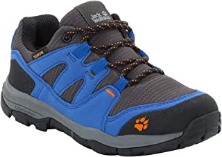 Jack Wolfskin Kid's MTN Attack 3 Texapore Low Kid's Waterproof Hiking Shoe Shoe