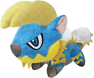 Capcom Monster Hunter: Zinogre Monster Chibi Plush Toy