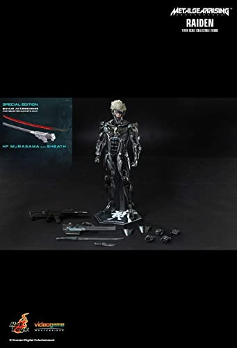 almacén al por mayor Hot Toys VGM17 - Metal Gear Rising - Raiden Raiden Raiden Standard Version  grandes ofertas