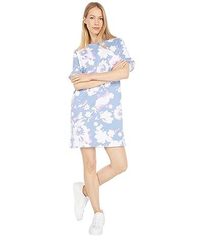 adidas Originals Floral Tie-Dye Dress