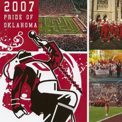 The University of Oklahoma Marching Band & Brian A. Britt