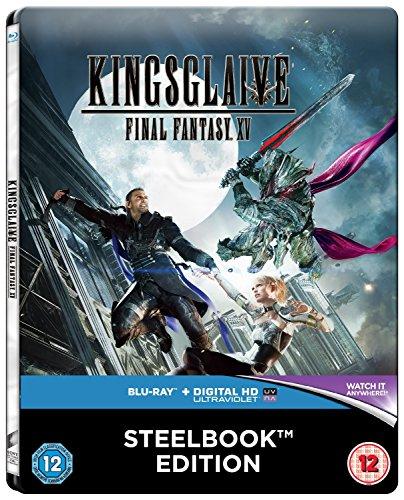 Kingsglaive: Final Fantasy XV Steelbook [Blu-ray]