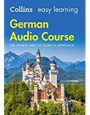 Easy Learning German Audio Course: Language Learning the easy way with Collins (Collins Easy Learning Audio Course) [Idioma Inglés]