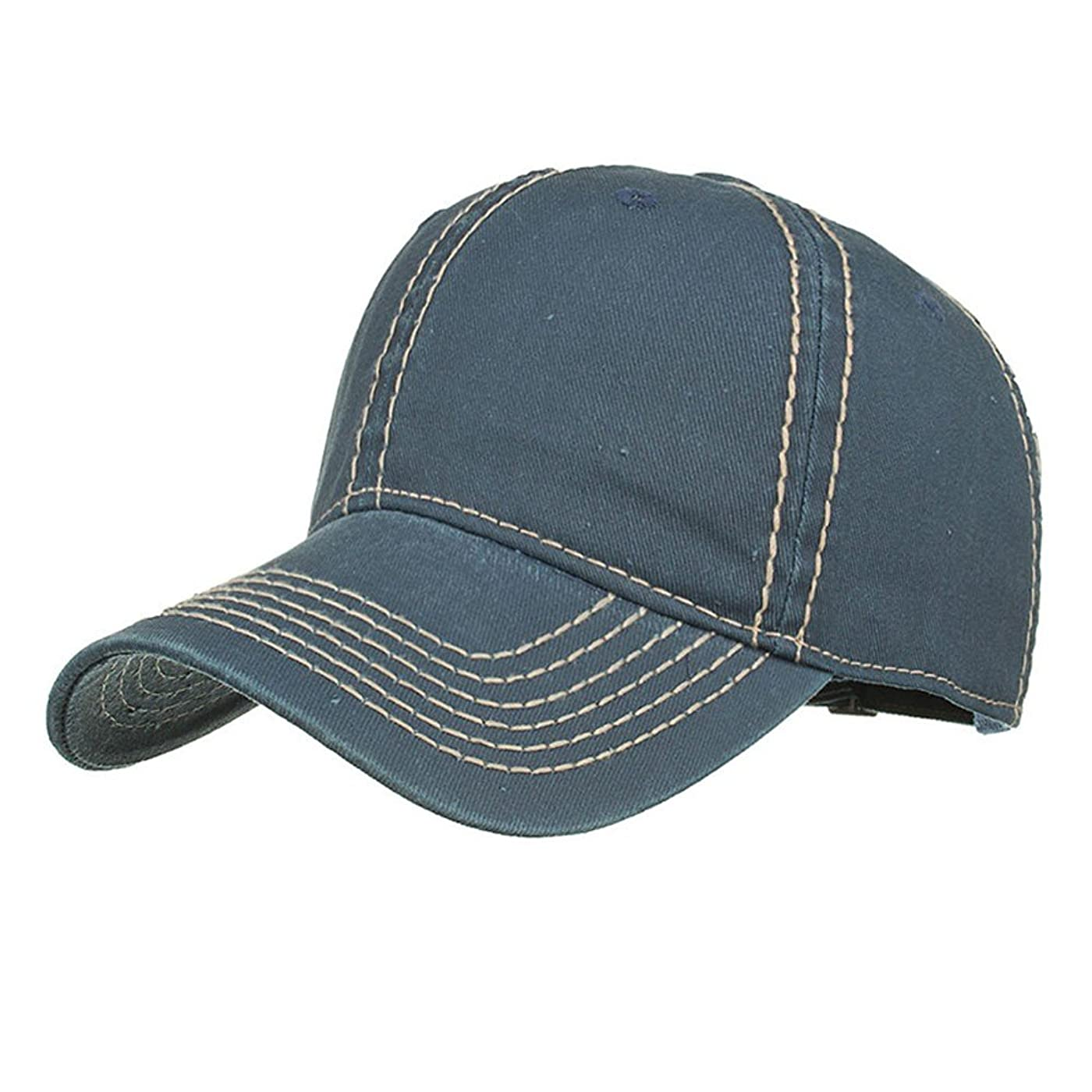 操作わかるお酒Racazing Cap 無地 野球帽 キャップ 夏 登山 通気性のある 帽子 ベルクロ 可調整可能 刺繍 棒球帽 UV 帽子 軽量 屋外 Unisex Hat (C)