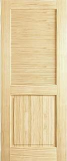 Louver Panel Door, Kimberly Bay Interior Slab Clear (80x24)