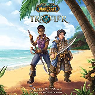 Traveler audiobook cover art