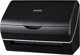 EPSON シートフィードスキャナー ES-D350 A4対応 CCDセンサー 給紙枚数75枚 両面同時読み取り対応 重送検知機能搭載