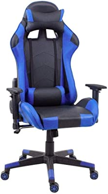 EAVANCEL Silla Gaming Sillones de Oficina Reclinable ...