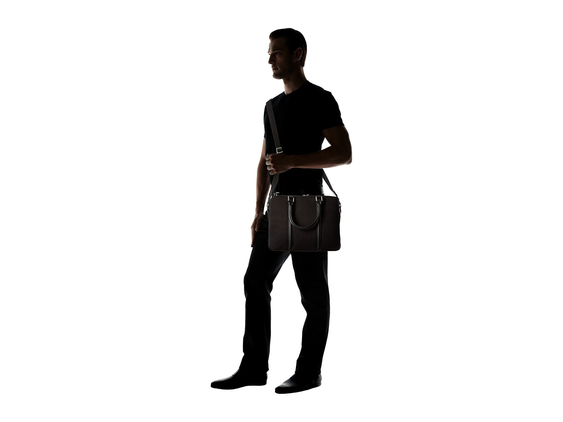 Want Black Les Haneda Slim 15 Computer Essentiels black Bag qaUwCxq