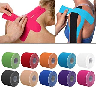 OSAYES 2size Kinesiology Tape Cinta Athletic Sport Tenis Gimnasio ...