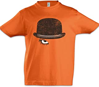 Urban Backwoods Alex Eye Niños Chicos Kids T-Shirt