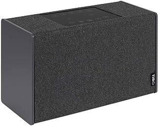 TIBO Kameleon 4 |Wi-Fi & Bluetooth Speaker | Multi Room Hi-Fi Speaker with Internet Radio & 3 Interchangeable Side Panels ...