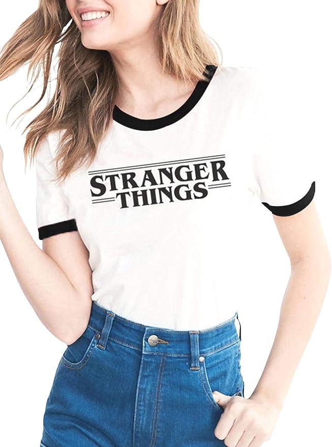 Camiseta Stranger Things Niña, Camiseta Stranger Things ...