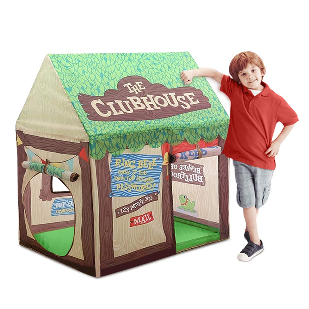 Swehouse Clubhouse Outdoor Children Playhouse
