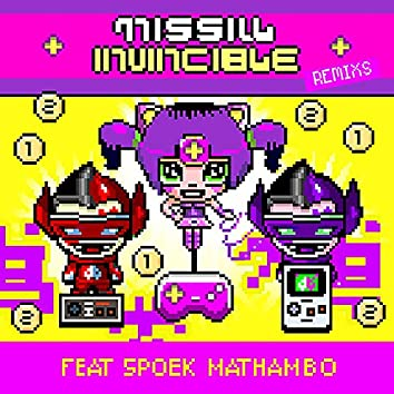 Invincible Remixs (feat. Spoek Mathambo)