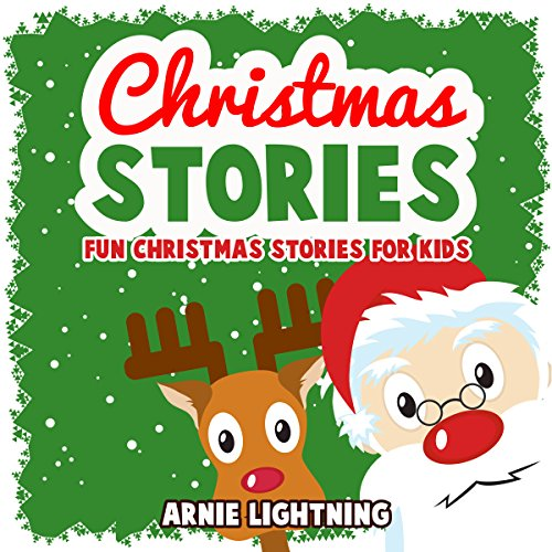 Christmas Stories audiobook cover art
