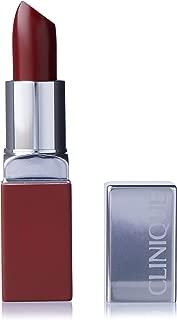Clinique Pop Matte Lip Colour + Primer, No. 02 Icon Pop, 0.13 Ounce