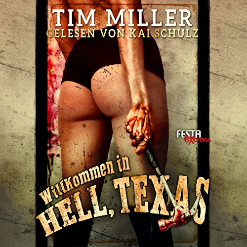 Willkommen in Hell, Texas cover art