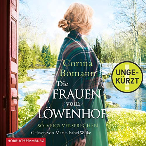 Solveigs Versprechen     Die Frauen vom Löwenhof 3              By:                                                                                                                                 Corina Bomann                               Narrated by:                                                                                                                                 Marie-Isabel Walke                      Length: 17 hrs and 23 mins     1 rating     Overall 5.0