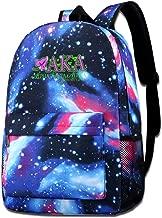 Galaxy Backpack,AKA Sor-ority School Bookbag Shoulder Bag Laptop Backpack Rucksack Daypack-Best Christmas Birthday Gift