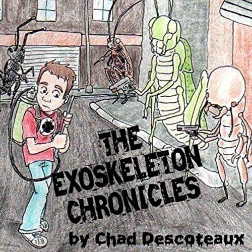 The Exoskeleton Chronicles cover art