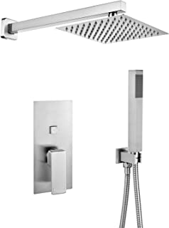 Best square shower head brushed nickel Reviews