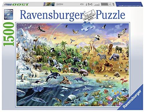 Ravensburger - Mundo salvaje (16364)