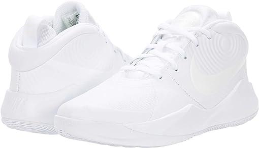 White/White/Platinum Tint/Volt