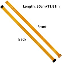 Aokin Raspberry Pi Camera Cable FPC Cable Ribbon Flex Line 15 Pin 22 Pin for Raspberry Pi Zero or Zero W, 30cm/11.81in