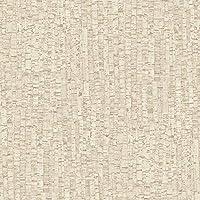 壁紙 コルク柄 輸入壁紙 インポート壁紙 クロス フリース製 不織布 Z3K designid コルク ベージュ SR210702