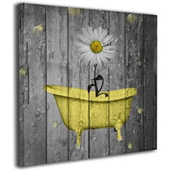 """12/""""x24/""""C/_X547-Flowers Girl Home Decor Room Room HD Canvas Print Wall Art Picture"""
