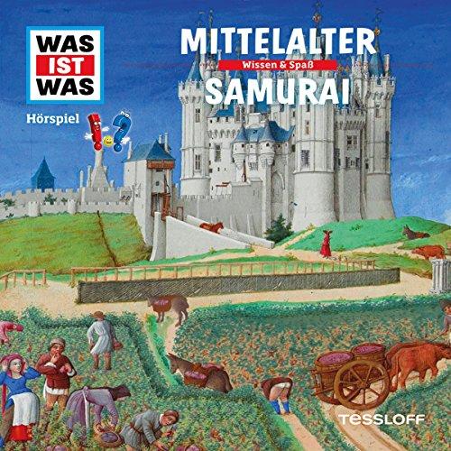 Mittelalter / Samurai (Was ist Was 18) Titelbild