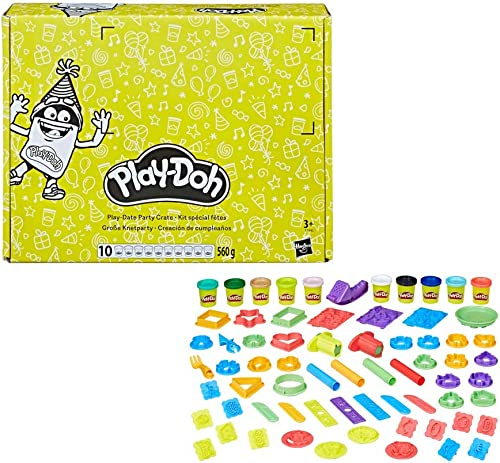 Play-Doh - Party Activity Pack - Pate A Modeler