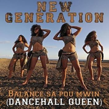 Balance Sa Pou Mwin (Dancehall Queen)