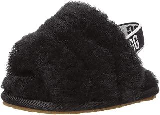 UGG Kids' I Fluff Yeah Slide Flat Sandal