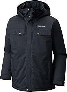 Columbia Men's Eagles Call Insulated Jacket (XX-Large) Black