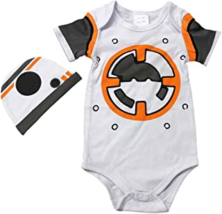 Knitwits Baby-8 Onesie and Hat Bundle Outfit
